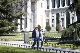 La pensión de jubilación se estabiliza en 1.288 euros en Asturias durante el mes de marzo