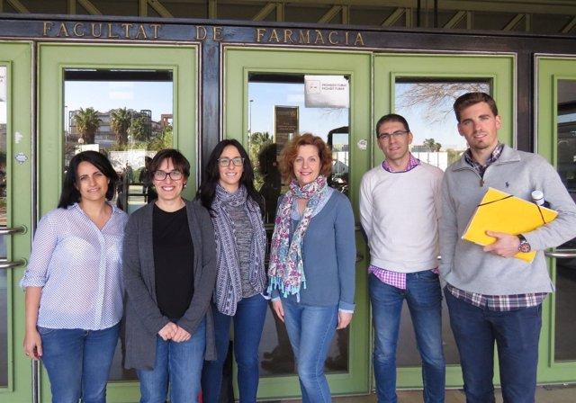 Investigadores valencianos