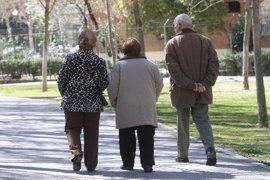 Sube un 0,4% el número de pensionistas en marzo
