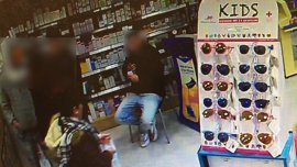 Detenido por robar en una farmacia y amenazar de muerte a una empleada