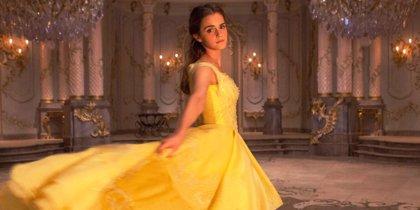 Emma Watson agradece a los fans en éxito de 'La Bella y la Bestia'