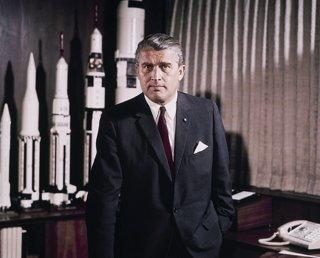 Wehrner von Braun
