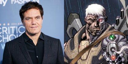 Deadpool 2: Michael Shannon es el favorito para interpretar a Cable