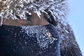 La Covatilla, mínima más baja del país con -9,6 grados