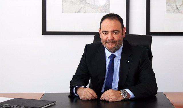 César Ruiz, nuevo consejero delegado de Grupo Norte.
