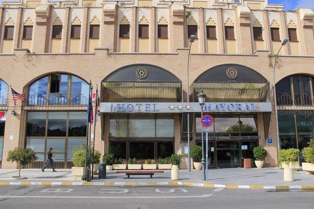 Hotel, hoteles en Toledo, grandes comercios