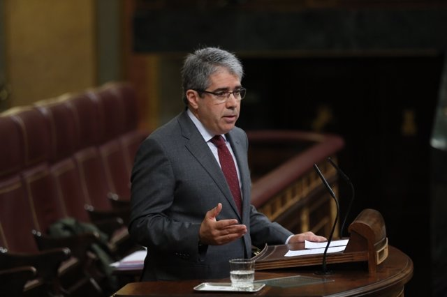 Homs en el debate en el Congreso sobre el último Consejo Europeo