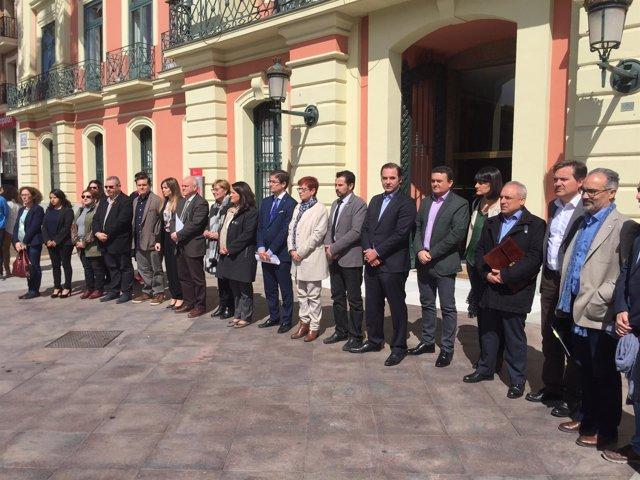 Ayuntamiento Murcia condena el atentado de Londres