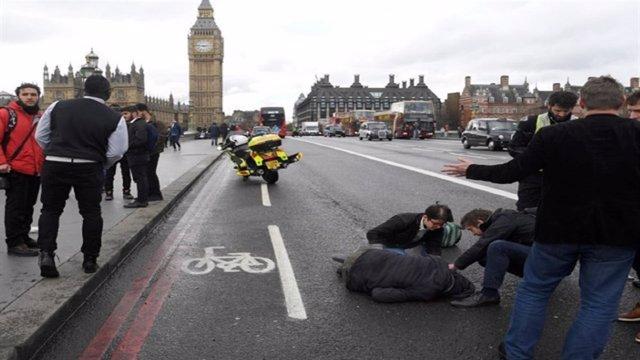 Se confirman siete detenidos por el atentado de Londres
