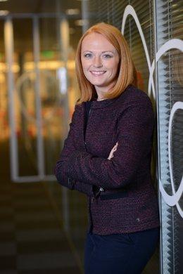 Helen Tomlinson, nueva directora general GSK Healthcare Iberia