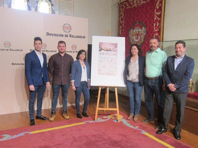 Valladolid. Presentación gala a favor de Afala