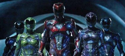 Power Rangers tendrá hasta cinco películas más