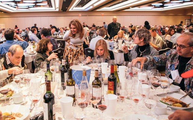 Nueva York cata vinos de Rioja