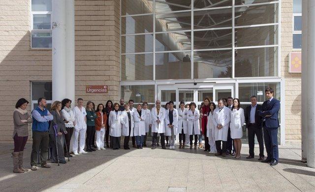 Participantes en el Patronato de la FHC
