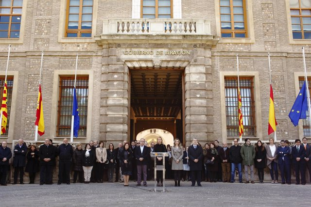 El Gobierno de Aragón condena el atentado de Londres