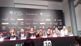 Ignacio Nacho pone un punto cómico en el Festival de Málaga con 'El Intercambio'
