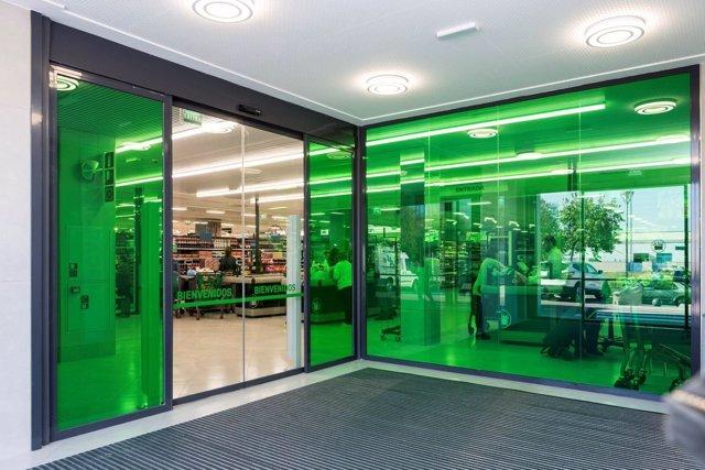 Nueva imagen de un supermercado de Mercadona