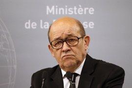 El ministro de Defensa francés pedirá el voto para Macron en las presidenciales