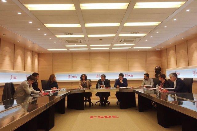 La Comisión Gestora del PSOE