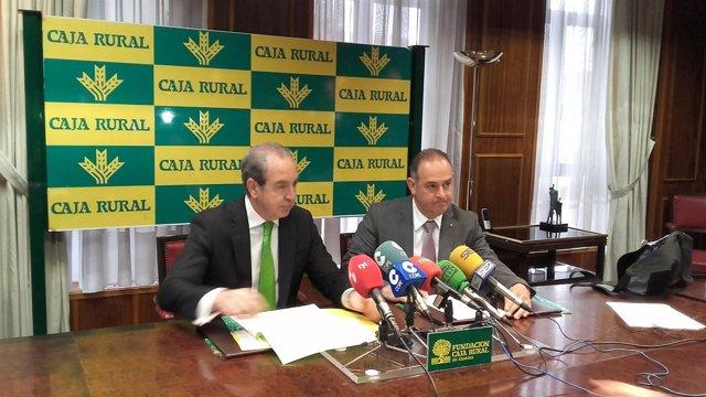 Zamora. Cipriano García y Nicanor Santos