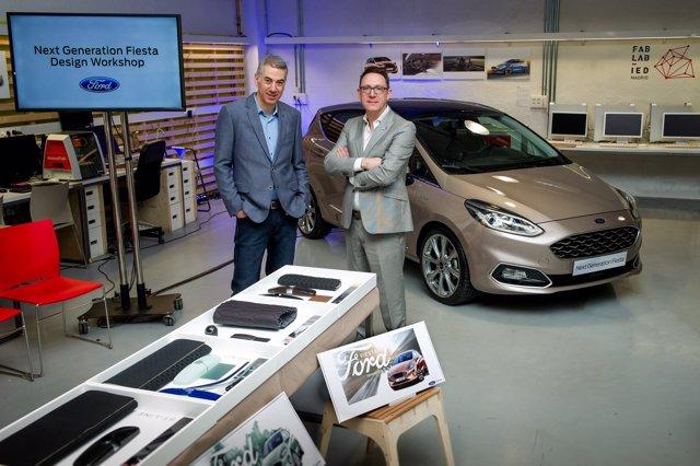Responsables de Diseño de Ford Europa