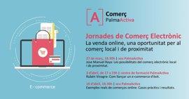 PalmaActiva organiza unas jornadas sobre venta online para el comercio local