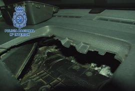 Policía desarticula un grupo criminal y detiene a ocho personas por tráfico de drogas