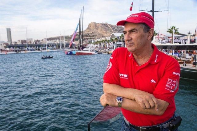 """Pedro Campos, CEO del """"MAPFRE"""""""
