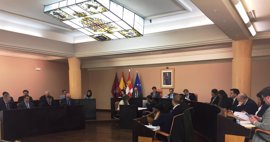 La Diputación de Segovia insta al Congreso a aprobar los Presupuestos Generales del Estado