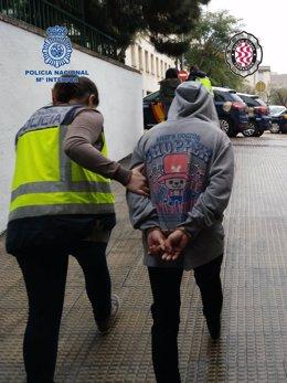 Operación contra la explotación sexual en Tarragona