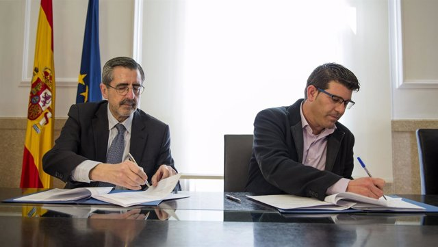Convenio entre Diputación y el Ivaspe