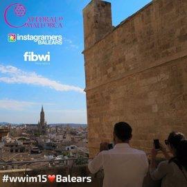 La Catedral, punto de encuentro de 'instagrammers' en 'Worldwide Instameet'