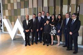 Firman el acuerdo para construir el hotel de lujo W Marbella Resort, con una inversión de 300 millones