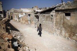 La ONU advierte de que 300.000 personas están en riesgo por los combates en torno a Damasco