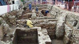 Los restos del palacio de Mayoralgo de Cáceres serán visitables