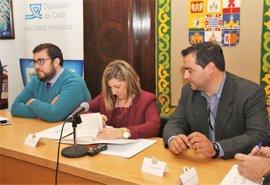 La Diputación y ayuntamientos acuerdan la programación cultural de 47 localidades gaditanas