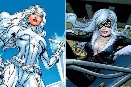 En marcha otro spin-off de Spiderman con Gata Negra y Silver Sable
