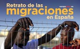 Diez años de migraciones a España: De la búsqueda de empleo al derecho de asilo #10AñosEPSocial