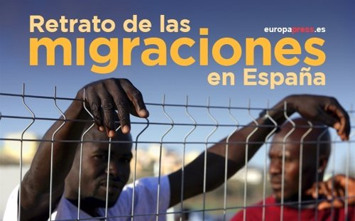 El 82,7% de los extranjeros de países de fuera de la Unión Europea que viven en