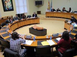 Aprobado el plan de trabajo de la comisión de las cajas con el rechazo de En Marea y BNG y la abstención del PSOE