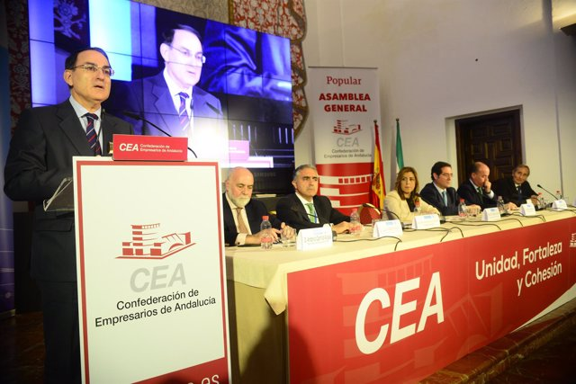 Gonzalez de LAra javier asamblea CEA marzo 2017