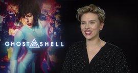 """Scarlett Johansson: """"Ghost in the Shell nos pregunta qué estamos dispuestos a sacrificar para seguir con el progreso"""""""