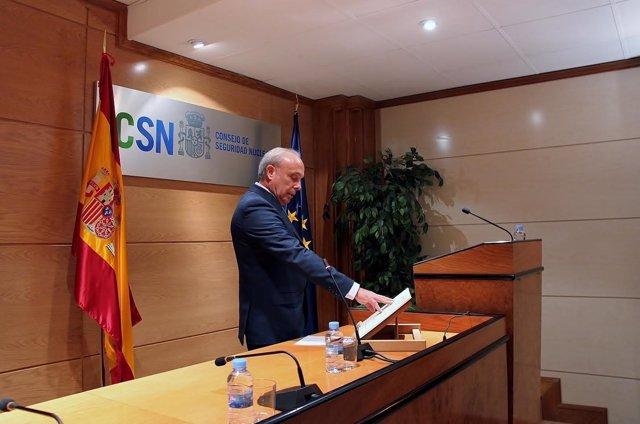 Manuel Rodríguez Martí toma posesión como secretario general del CSN