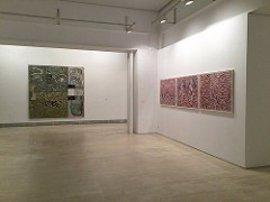 El Koldo Mitxelena de San Sebastián acoge una muestra con 200 obras de Luis Gordillo