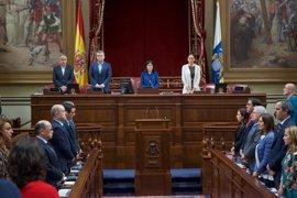 """El Parlamento de Canarias condena el ataque terrorista en Londres y reclama """"unidad"""" para defender la libertad"""