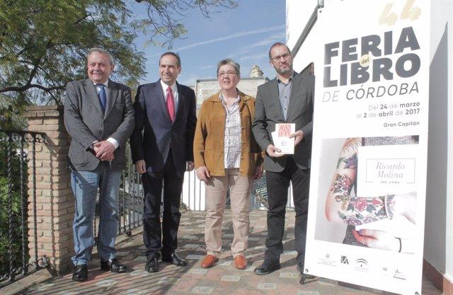 Presentación de la Feria del Libro de Córdoba