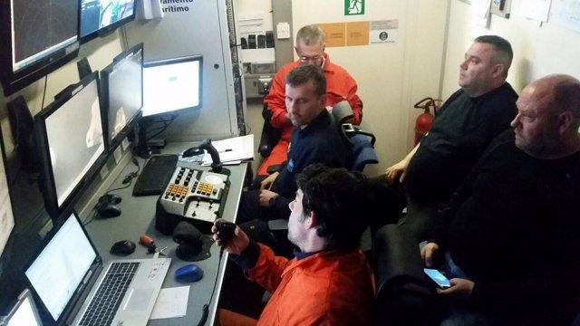 Búsqueda de los marineros desaparecidos del pesquero barcelonés 'El Fairell'