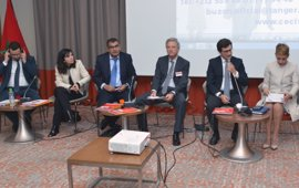 El Puerto de Barcelona promociona sus servicios en el VI Encuentro Empresarial Hispano-Marroquí