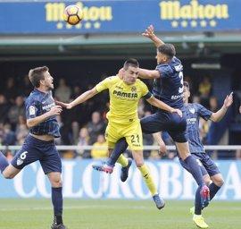 """Bruno Soriano: """"No me marco ningún objetivo, hay que sumar de tres en tres"""""""