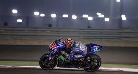 Viñales sigue al mando en MotoGP por delante de Márquez y Pedrosa